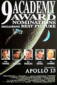 Apollo 13 1995 poster Tom Hanks Ron Howard