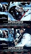 Apollo 13 1995 Lobby card set Tom Hanks
