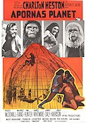 The Planet of the Apes 1968 Franklin J Scaffner Charlton Heston Roddy McDowall