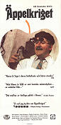 �ppelkriget 1971 Movie poster Hans Alfredson