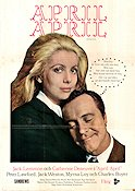 The April Fools 1969 poster Catherine Deneuve