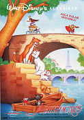 Aristocats 1971 poster