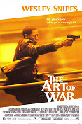 The Art of War 2000 Movie poster Wesley Snipes