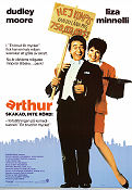 Arthur 1981 poster Dudley Moore
