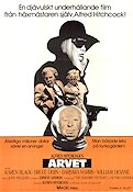 Family Plot 1977 Movie poster Karen Black Alfred Hitchcock