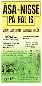 �sa-Nisse p� hal is 1954 Movie poster John Elfstr�m