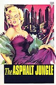 The Asphalt Jungle 1950 John Huston Marilyn Monroe Sterling Hayden
