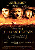 �ter till Cold Mountain 2002 Movie poster Jude Law