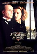 Remains of the Day 1995 poster Anthony Hopkins