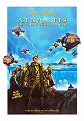 Atlantis 2001 Movie poster