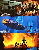 Atlantis 2001 Lobby card set