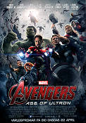 Avengers Age of Ultron 2015 movie poster Robert Downey Jr