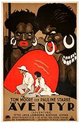 Adventure 1925 poster Tom Moore Victor Fleming