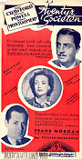 The Last of Mrs Cheyney 1937 poster Robert Montgomery Richard Boleslawski