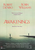 Awakenings 1990 Movie poster Robert De Niro