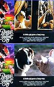 Babe the Gallant Pig 1995 lobby card set Chris Noonan