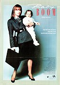 Baby Boom 1987 Movie poster Diane Keaton