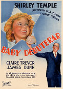 Baby Take a Bow 1934 poster Shirley Temple Harry Lachman
