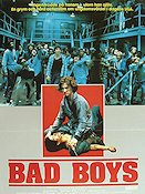 Bad Boys 1984 Movie poster Sean Penn