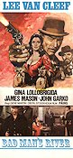 E continuavano a fregarsi il milione di dollari 1972 Movie poster Lee Van Cleef