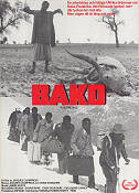 Bako l'autre rive 1979 Movie poster Sidiki Bakaba Jacques Champreux