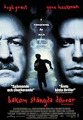 Extreme Measures 1996 Movie poster Gene Hackman