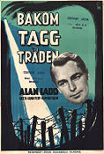 Beasts of Berlin 1947 Movie poster Alan Ladd