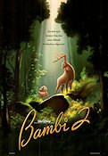 Bambi and the Great Prince of the Forest 2006 poster Patrick Stewart Brian Pimental