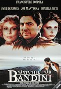 Bandini 1989 Movie poster Joe Mantegna
