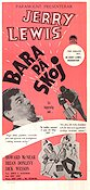 The Errand Boy 1961 Movie poster Jerry Lewis