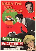 Only Two Can Play 1962 Peter Sellers Mai Zetterling