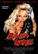 Barb Wire 1996 movie poster Pamela Anderson Lee