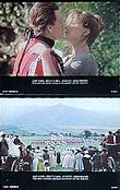 Barry Lyndon 1975 Lobby card set Ryan O'Neal Stanley Kubrick