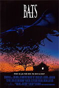 Bats 1999 poster Lou Diamond Phillips