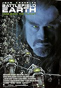 Battlefield Earth 2000 poster John Travolta