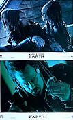 Battlefield Earth 2000 lobby card set John Travolta