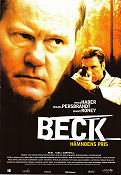 Beck h�mndens pris 2001 Movie poster Peter Haber