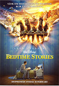 Bedtime Stories 2008 poster Adam Sandler