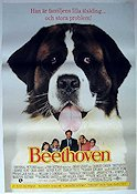 Beethoven 1992 Movie poster Charles Grodin
