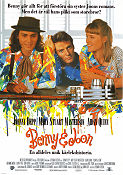 Benny and Joon 1993 Movie poster Johnny Depp