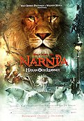 The Chronicles of Narnia 2005 poster Tilda Swinton Andrew Adamson