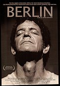 Berlin 2007 poster Lou Reed Julian Schnabel