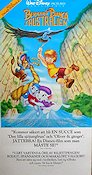 The Rescuers Down Under 1990 Movie poster Bernard och Bianca