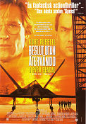 Critical Descision 1996 poster Steven Seagal