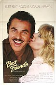 Best Friends 1982 Movie poster Goldie Hawn
