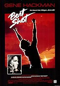 Best Shot 1986 Movie poster Gene Hackman