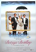 Betsy's Wedding 1990 Movie poster Alan Alda