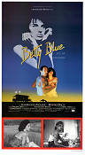 Betty Blue 1986 Movie poster Beatrice Dalle Jean-Jacques Beineix