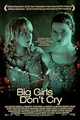Big Girls Don´t Cry 2003 poster Anna Maria Mühe