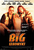 The Big Lebowski 1997 Movie poster Jeff Bridges Joel Ethan Coen